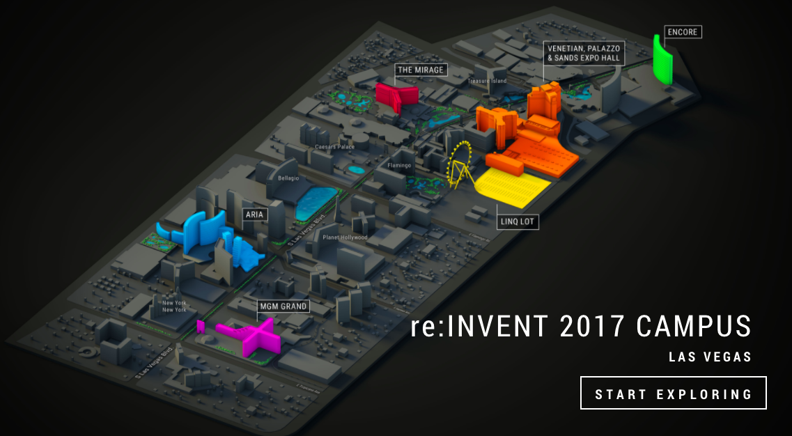 AWS re:Invent and athena