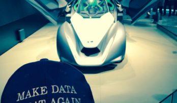 CES autonomous vehicle data